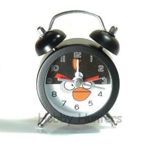 Angry Birds Alarm Clock (Black)