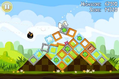 Angry Birds Seasons Easter Update (2)