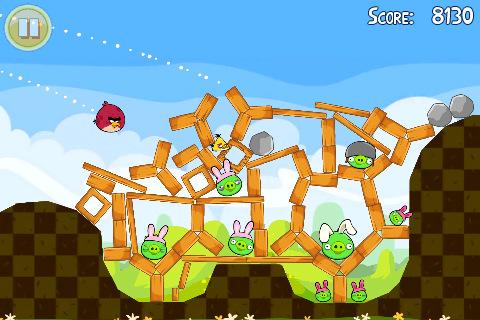 Angry Birds Seasons Easter Update (5)