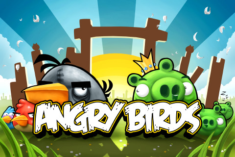 Angry Birds - Trending on Twitter