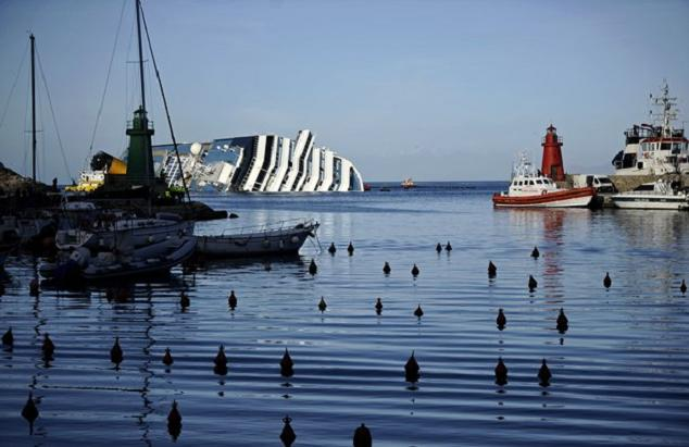 Costa Concordia disaster
