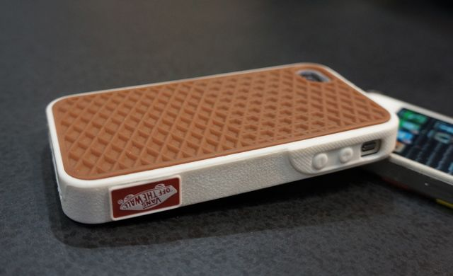 VANS Off the Wall / Waffle iPhone 4/4S case
